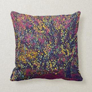 Blühendes Baum-stilisiertes Wurfs-Kissen Kissen