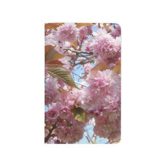 Blüht noteboook taschennotizbuch