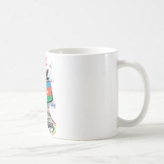 Blume Azerbaijan Kaffeetasse