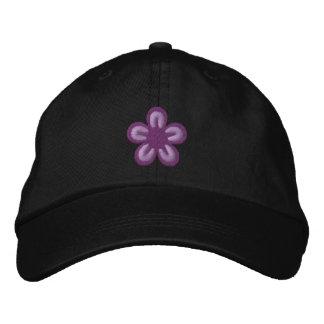 Blume Besticktes Baseballcap