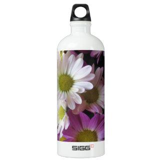BLUME Blumenstrauß-Schmetterlings-Garten: Elegant Aluminiumwasserflasche
