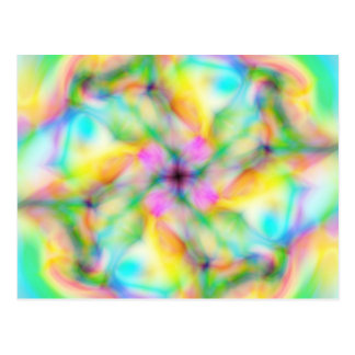 Blume des Kobolds Postkarte