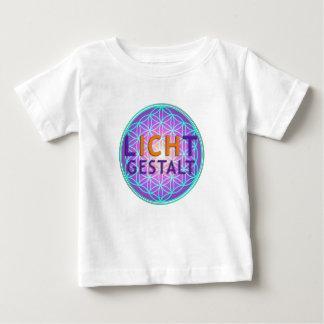 Blume Des Lebens Lichtgestalt Baby T-shirt