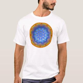 Blume des Lebens Motiv 14 T-Shirt