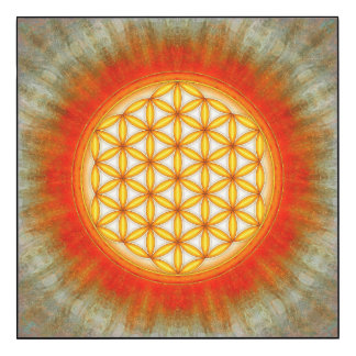 Blume des Lebens - Sonne II