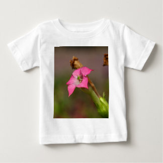 Blume des Tabaks (Nicotiana tabacum) Baby T-shirt