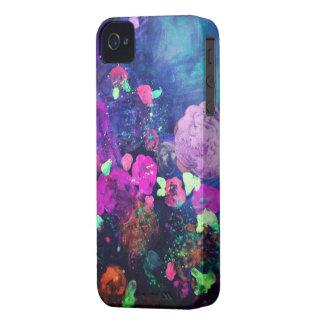 Blume, die Iphone Fall malt iPhone 4 Cover