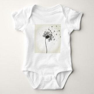 Blume ein Löwenzahn Baby Strampler