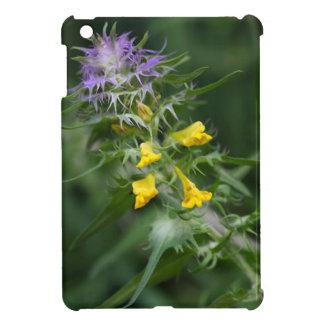 Blume eines Kuhweizens mit Haube iPad Mini Hülle
