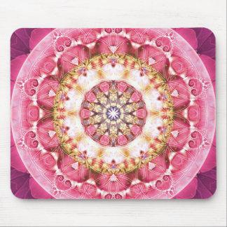 Blume Geschenke der Lebenmandala-5 Mousepads