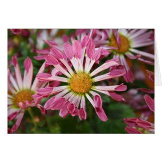 Blume Grußkarte