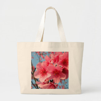 Blume Japans Kirschblüte Jumbo Stoffbeutel