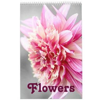 Blume Kalender