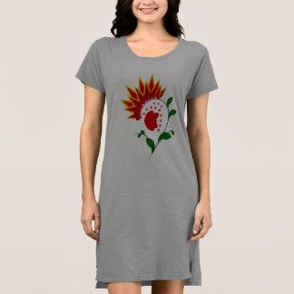 Blume Kleid