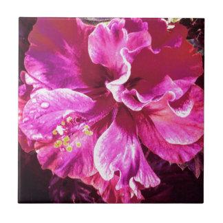 Blume Kleine Quadratische Fliese