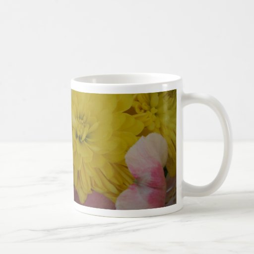 Blume lächelt CricketDiane Kunst u. Fotografie Kaffeetassen