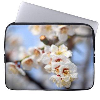 Blume Laptopschutzhülle
