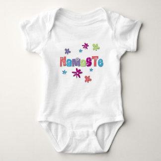 Blume Namaste Yoga-Shirt Baby Strampler