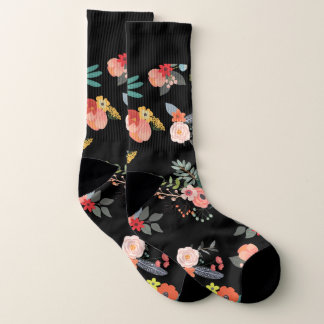 Blume Socken