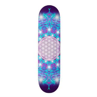 BLUME VON LIFE/Blume DES Lebens hat Mandala in der 18,1 Cm Old School Skateboard Deck