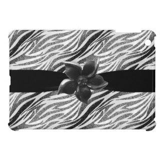 Blumejuwel-u. Zebra-Druck iPad Minifall iPad Mini Hülle