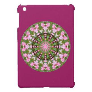 BlumeMandala, blutende Herzen 02.0_. Hüllen Für iPad Mini