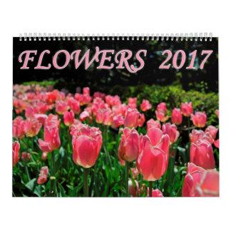 Blumen 2017 abreißkalender