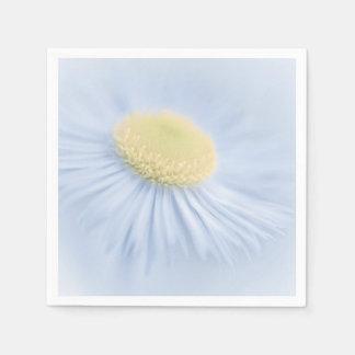 Blumen-Aster Papierservietten
