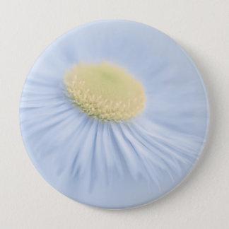 Blumen-Aster Runder Button 10,2 Cm
