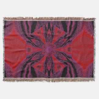Blumen Atlantis 42 SDL der Throw-Decke Decke
