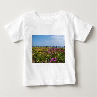 Blumen auf Pandateria. Baby T-shirt
