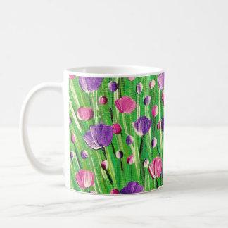 Blumen auf Parade Kaffeetasse