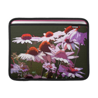 Blumen-Blumengarten blüht Fotografie MacBook Air Sleeve