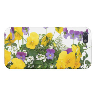 Blumen-Blumengarten-Blüten-Fotografie iPhone 5 Schutzhülle