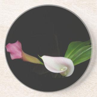 Blumen-Blumengarten-Blüten-Fotografie Untersetzer