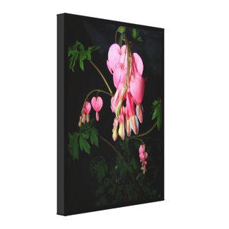 Blumen-Blumengarten-Blüten Leinwanddruck