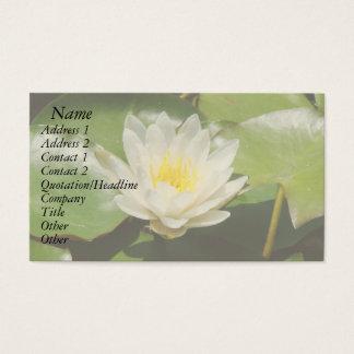 Blumen-Blumengarten-Fotografie Visitenkarte