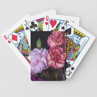 Blumen-Blumenstrauß Bicycle Spielkarten