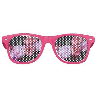 Blumen-Blumenstrauß Partybrille