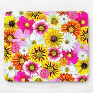 Blumen-Dekor 48 Mousepads