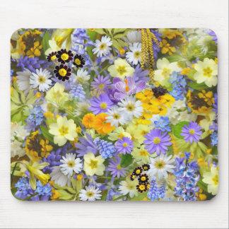 Blumen-Dekor 49 Mousepads