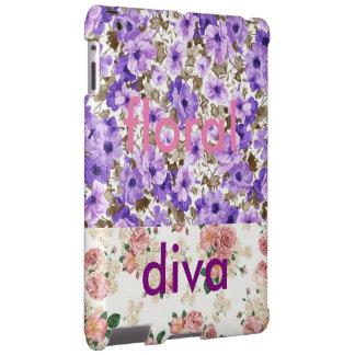 blumen Diva iPad Hülle