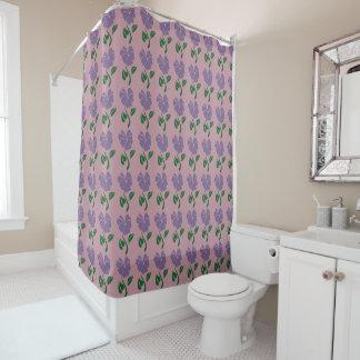 Blumen-Duschvorhang Duschvorhang