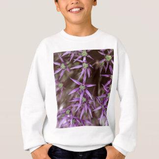 Blumen einer persischen Zwiebel Sweatshirt