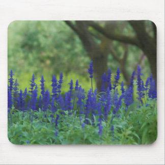 Blumen-Feld der Wildblumen Mauspad
