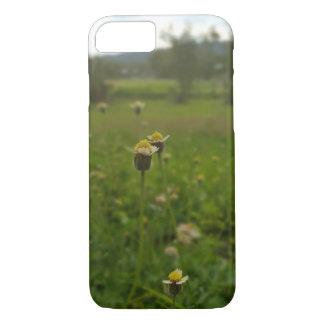 Blumen-Feld iPhone 8/7 Hülle