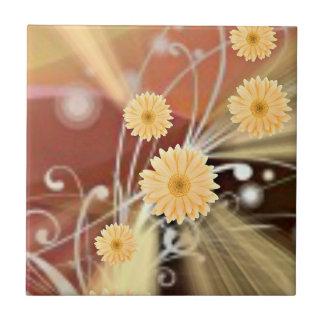 Blumen Keramikkacheln