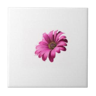 Blumen-Fliese Kleine Quadratische Fliese