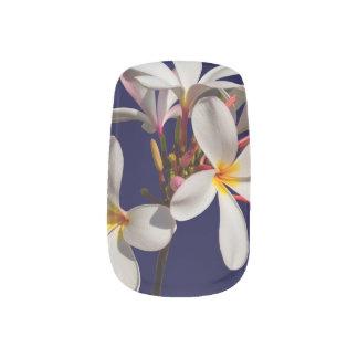 Blumen-Friedenssegen-Liebe-Park-Rebe-Schicksal Minx Nagelkunst