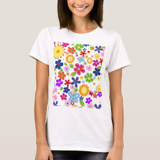 blumen Frühling T-Shirt